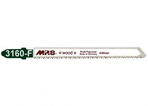 MPS Clés Lame de scie 3160-f pour bois-T-tige