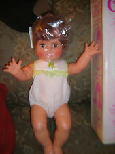 IDEAL BABY CRISSY DOLL UP FOR ADOPTION  NRFB 4piece custom made outfit pinafoil