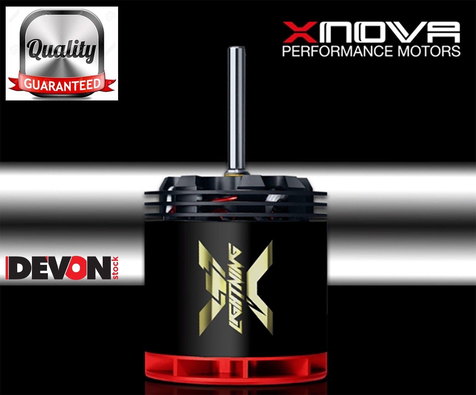 Motore elettrico elicotteri radiocomandati rc Xnova 4530-480 kv Soxos 800 heli