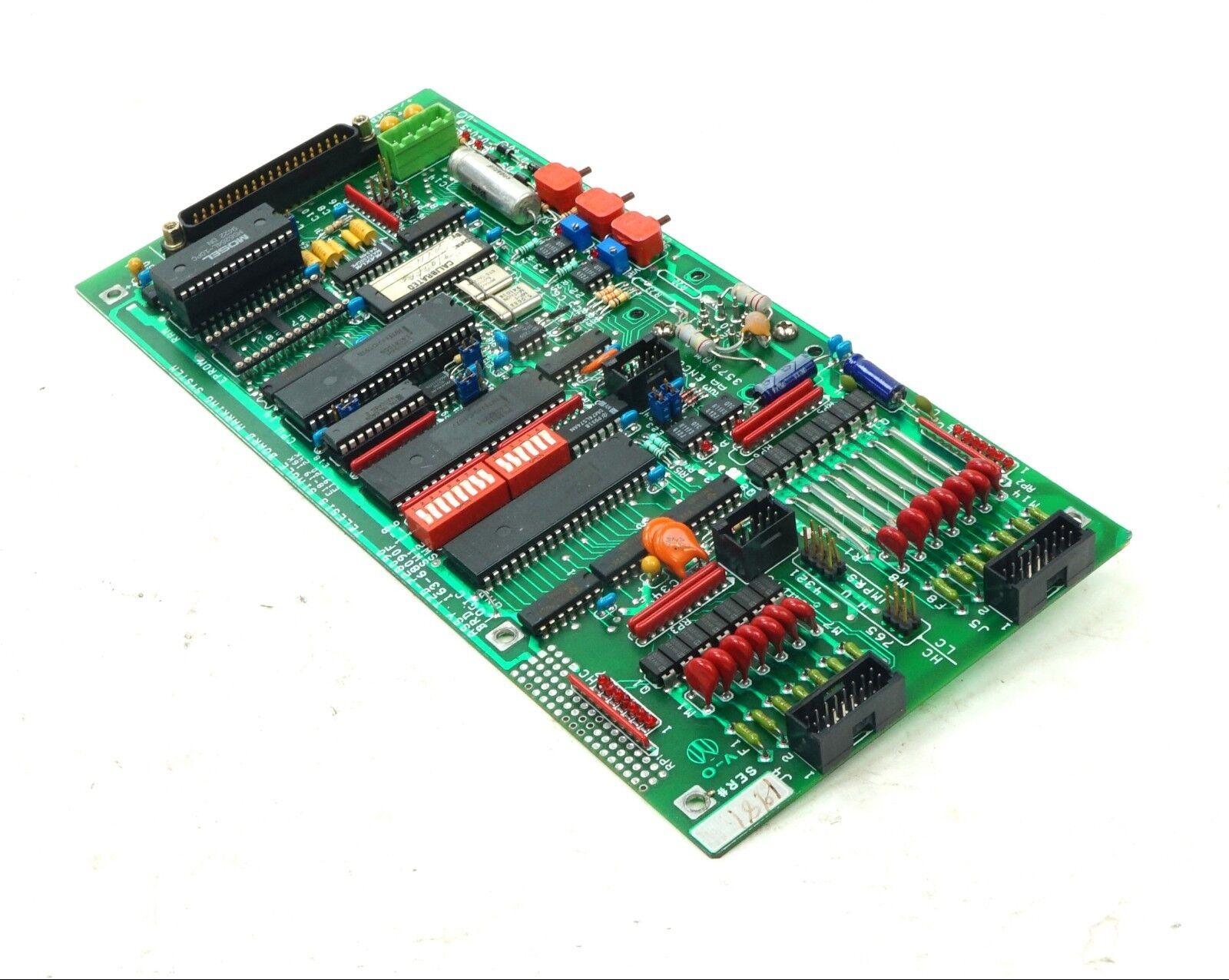Telesis Circuit Board