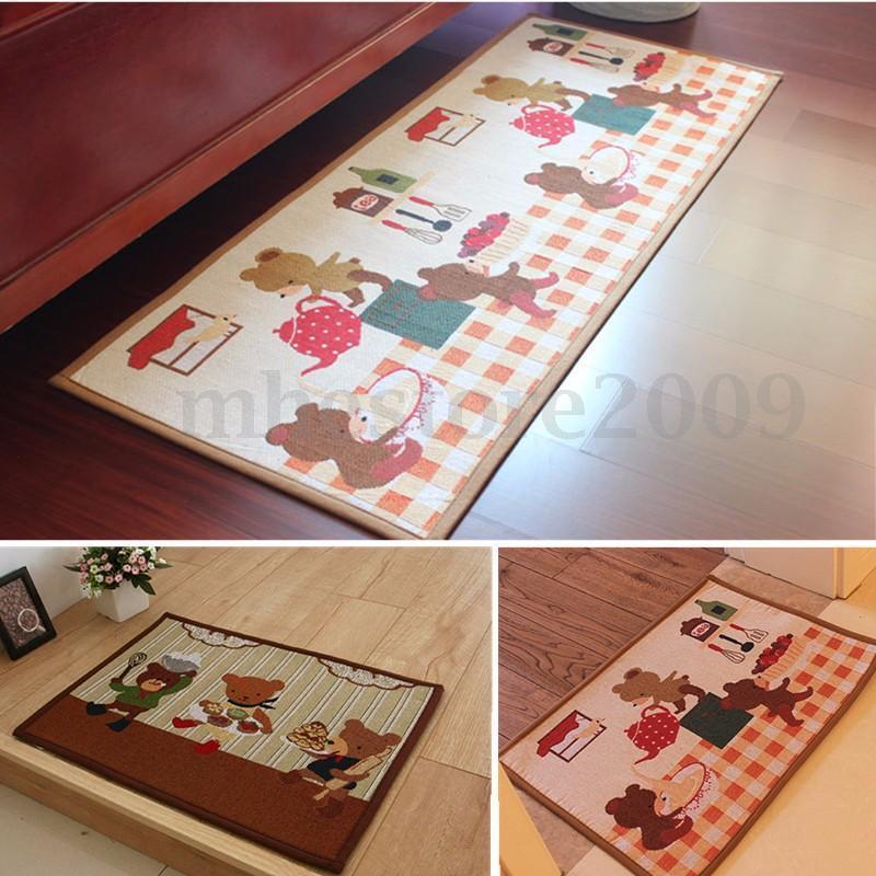 Fußmatten Badezimmer Schlafzimmer Küche Matten Matten Matten Anti-Rutsch Anti-Rutsch-Boden Bad   | Förderung  208659