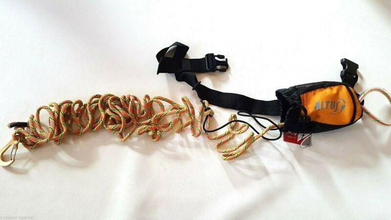 Altus Rescue Rope Bag SOCCORSO FUNE CON BORSA 700 cm 6 mm Corda in polipropilene