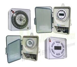 Masterplug 240 V Digital Weekly Immersion Heater Timer