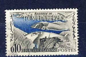 Flight Tracker Timbre Algerie Neuf N° 365 ** Barrage De Foum El Gherza Elegant In Style Topical Stamps