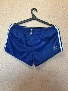 Details about Vintage ADIDAS MADE IN WEST GERMANY football shorts 1980's 1990's