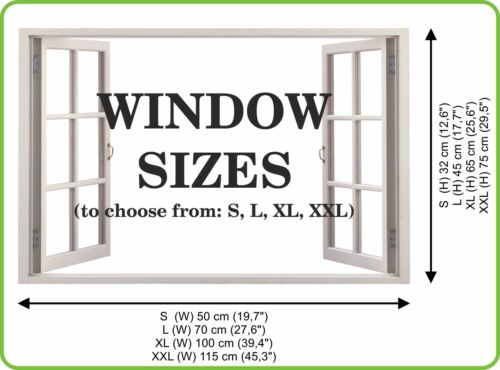 3D Effect Window SPIDERMAN WALL STICKERS decorative sticker 64