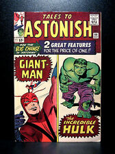 COMICS: Marvel: Tales To Astonish #60 (1964), 1st Giant-Man/Hulk double feature