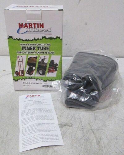MARTIN WHEEL TIRE INNER TUBE W/STRAIGHT VALVE STEM FOR 10 MODEL# T810K