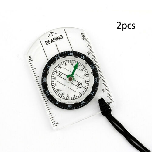 Professional Compass With Rope Map Scale Ruler Multifunctional Rulers