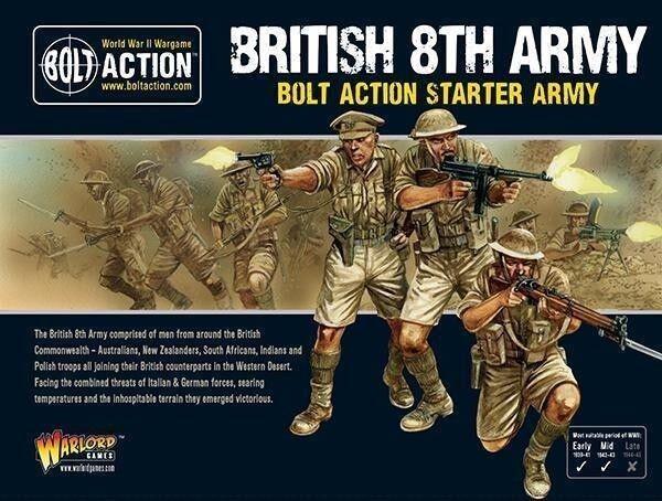 Bolt Action  8 e arméns stjärnarmé