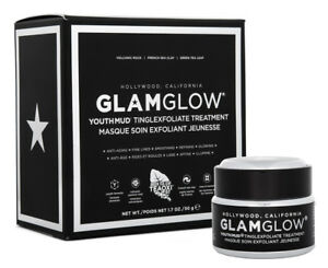 Glamglow by Glamglow - youthmud tinglexfoliate treatment --50ml/1.7oz - WOMEN Hibiclens Skin Cleanser 4 oz