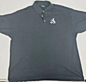 Colt Firearms Black Polo Golf Shirt Mens XXL 2nd Amendment Gun | eBay