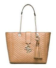 GUESS VIOLET Carryall Schwarz, Damentasche Handtasche Shopper Handbag