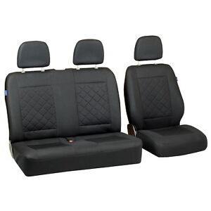 Intensive-Black-Seat-Covers-for-Nissan-NV300-Car-Seat-Cover-Set-1-2