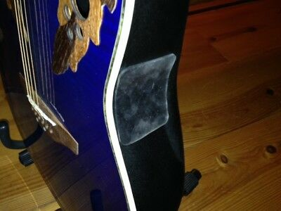 Ovation guitar anti-slip grip pad Fabulous stocking stuffer for musicians.