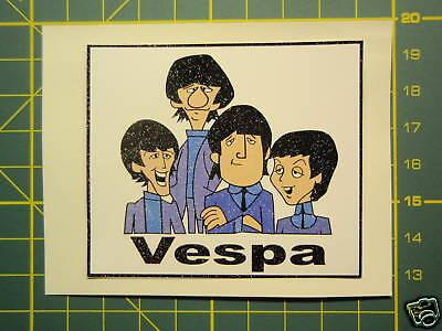 VESPA PIAGGIO POLINI MOTORI TUNING Sticker GS,PX,GL,LML
