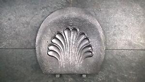 cast-iron-034-shell-034-soot-flap-damper-plate-Original-Cast-Iron-damper-choke-plate
