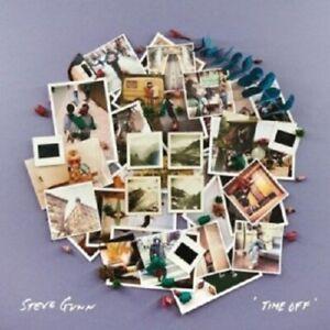 STEVE-GUNN-TIME-OFF-CD-NEW