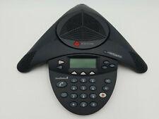 Polycom Soundstation 2 Conference Speaker Phone Base Unit 2201 16200 601