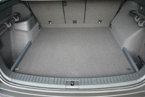 Per SKODA kodiaq a partire dal 2017-original TFS Premium Tappetino vasca antiscivolo tappeto