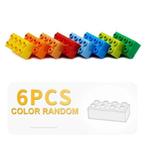 Compatible With Duplo Base Plate Basik Bricks Accessory Big Building Blocks SET