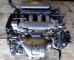 toyota mr2 3sge 4 cyl engine twin cam 16v 2.0l only jdm | ebay diagram of 2 4 liter pontiac engine chevy 2 4 liter twin cam engine diagram