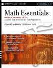 Math Essentials, Middle School Level: Lessons and Activities for Test Preparation: 8th Grade by Frances McBroom Thompson (Paperback, 2004)