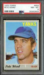 1970-TOPPS-659-PETE-WARD-PSA-8-HI-YANKEES-NICELY-CENTERED-ADT3158