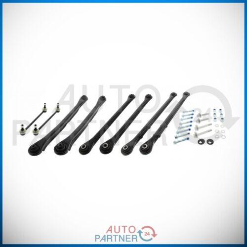 Braccetti sospensione Set per Ford Mondeo III b4 ASSE POSTERIORE POSTERIORE RINFORZATO CINTURONE aste