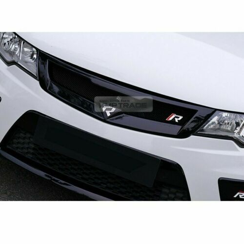 Front Radiator Hood Emblem Grille Unpainted for KIA 2010-2013 Cerato Forte Koup