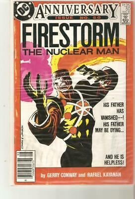 1986-1989 Firestorm The Nuclear Man Your Choice of #/'s 50-82 DC