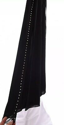 Js Collection Womens Palazzo Dress Pants Formal Open Panel Crystals Black Sz 12 Distinctive For Its Traditional Properties Women's Clothing