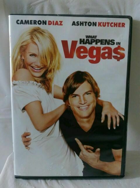 What Happens In Vegas Rite Aid Dvd 2008 For Sale Online Ebay