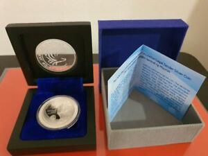 2018 PHILIPPINES 500 peso 25th Anniversary BSP Commemorative 99.9% Silver Coin