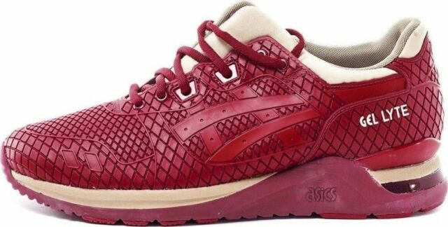 2f48a17752f2 Mens asics Gel-Lyte Lyte Evo Armour Pack Trainers Sneakers Size 10 Eur 45  H6E2N