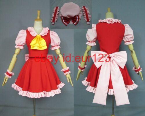 Touhou Project Flandre ScarletCosplay Costume Custom