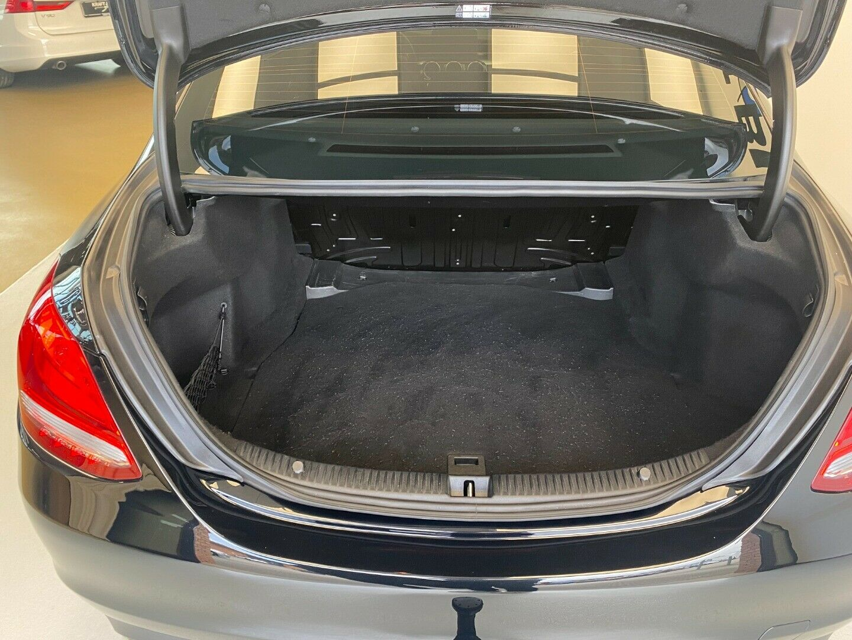 Billede af Mercedes C200 d 1,6 Business aut.