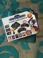 SEGA Genesis Classic Game Console with 80 Built-In Games (WIRED) - 2016 MODEL
