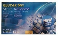 NEW Glutax 5gs Micro Advanced Glutathione IV with EGF Complete Set