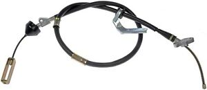 Rr Left Brake Cable   Dorman//First Stop   C661116