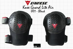 NEW-DAINESE-KNEE-GUARD-LITE-AIR-WINTERSPORT-AND-SKATING-KNEE-GUARD-BLACK-SIZE-N