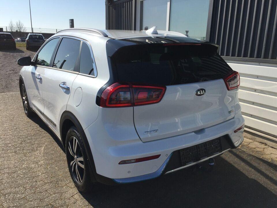 Kia Niro 1,6 GDi PHEV Advance DCT Benzin aut. Automatgear