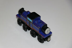 Details About Thomas The Tank Engine Wooden Railway Train Mighty Mac