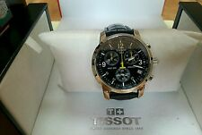 Tissot PRC200 swiss made chronograph watch mens dress smart work