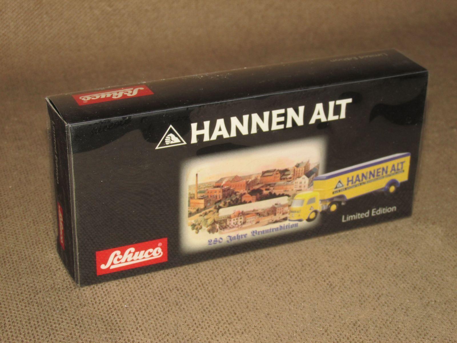 Schuco Piccolo Hannen stivali Impermeables Alt Limitado Edición de 2222 VW 2005