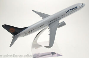 LUFTHANSA-DIECAST-AIRCRAFT-PLANE-MODEL-B747-400-1-400-14