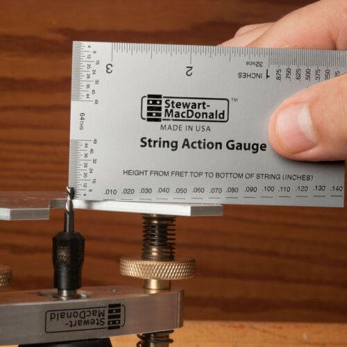 StewMac String Action Gauge Inches