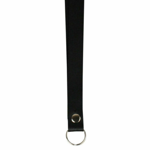1//2//5//10 × 155mm Qualitäts Schlüsselband Lanyard Keyholder Schlüsselbänder Neu