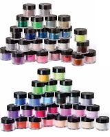 Young Nails Imagination Nail Art Powders Glitter Pigment Acrylic Gel U Pick