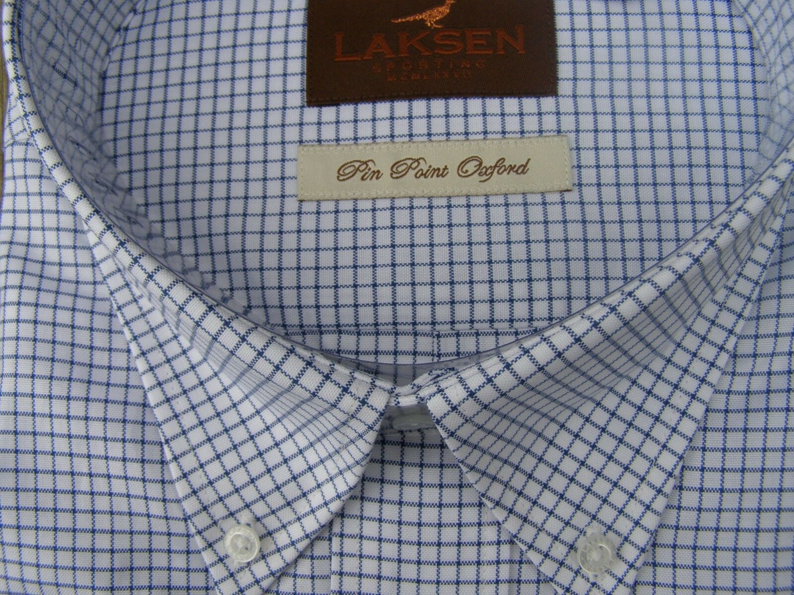 Laksen Men's Victor Shirt  S 15